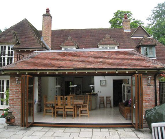 Extension builders Southampton