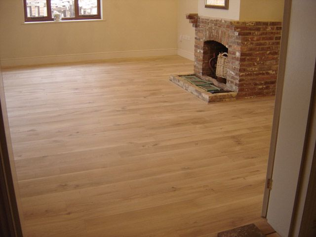 Caws Carpentry flooring