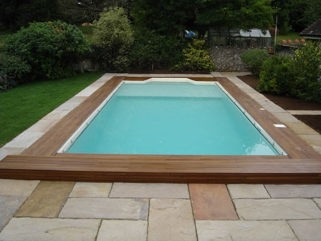 Caws Carpentry pool