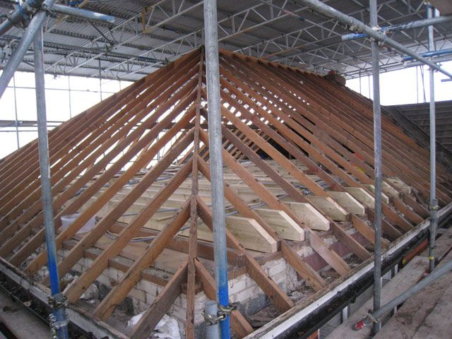 Caws Carpentry roofing construction